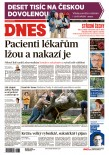 MF DNES Střední Čechy - 4.4.2020