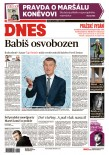 MF DNES Praha - 14.9.2019
