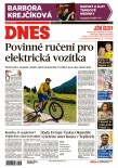 MF DNES Jižní Čechy - 24.6.2021