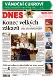 MF DNES Severní Čechy - 30.11.2020
