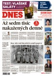 MF DNES Severní Čechy - 27.10.2021