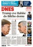 MF DNES Jižní Čechy - 21.2.2019