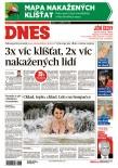 MF DNES Jižní Čechy - 11.7.2020