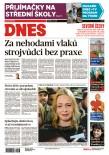 MF DNES Severní Čechy - 21.3.2019