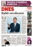 MF DNES Hradecký - 14.9.2019