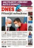 MF DNES Jižní Čechy - 31.3.2020