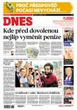 MF DNES Plzeňský - 26.5.2018