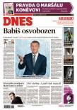 MF DNES Karlovarský - 14.9.2019