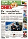 MF DNES Zlínský - 19.8.2019