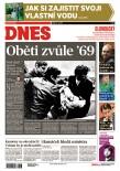 MF DNES Olomoucký - 21.8.2019