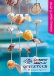 Katalog zájezdů 2018 Cestovní kancelář QUICKTOUR