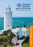 Katalog zájezdů 2019 Cestovní kancelář QUICKTOUR