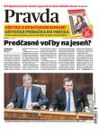 Denník Pravda 14.3.2018