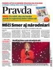 Denník Pravda 25.9.2018