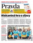 Denník Pravda 14. 4. 2018