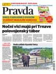 Denník Pravda 20.7.2018