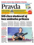 Denník Pravda 12. 5. 2018