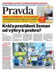 Denník Pravda 15.1.2018