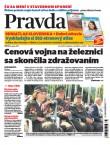 Denník Pravda 30. 8. 2016