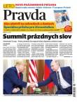 Denník Pravda 17. 7. 2018