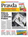 Denník Pravda 15. 8. 2018