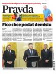 Denník Pravda 15.3.2018