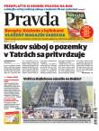 Denník Pravda 20. 4. 2018