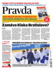 Denník Pravda 14.2.2018