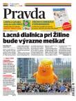 Denník Pravda 14.7.2018