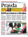 Denník Pravda 21.9.2017