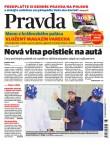 Denník Pravda 9.11.2018