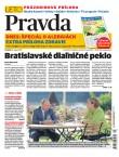 Denník Pravda 20. 8. 2018