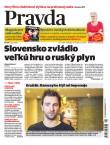 Denník Pravda 19. 4. 2018