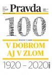 Pravda 100 rokov 12. 9. 2020