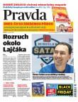 Denník Pravda 21. 11. 2018