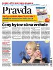 Denník Pravda 9.1.2018