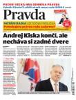 Denník Pravda 16.5.2018