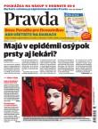 Denník Pravda 8. 10. 2019