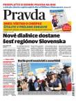 Denník Pravda 15. 10. 2018