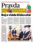 Denník Pravda 22. 3. 2018