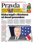 Denník Pravda 13. 12. 2018