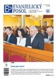 Evanjelický posol č. 40/2018