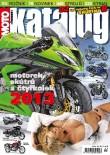 Motohouse katalog motocyklů 2013