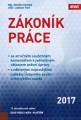 Zákoník práce 2017 (sešitové vydání)