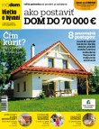 Ako postaviť dom do 70.000 EUR