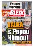 Blesk - 30.5.2017