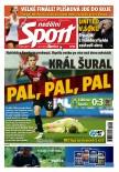 Nedělní Sport - 22.10.2017