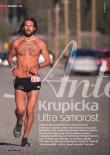 Anton Krupicka: ultra samorost