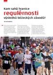 Kam sahá hranice regulérnosti běžeckých závodů