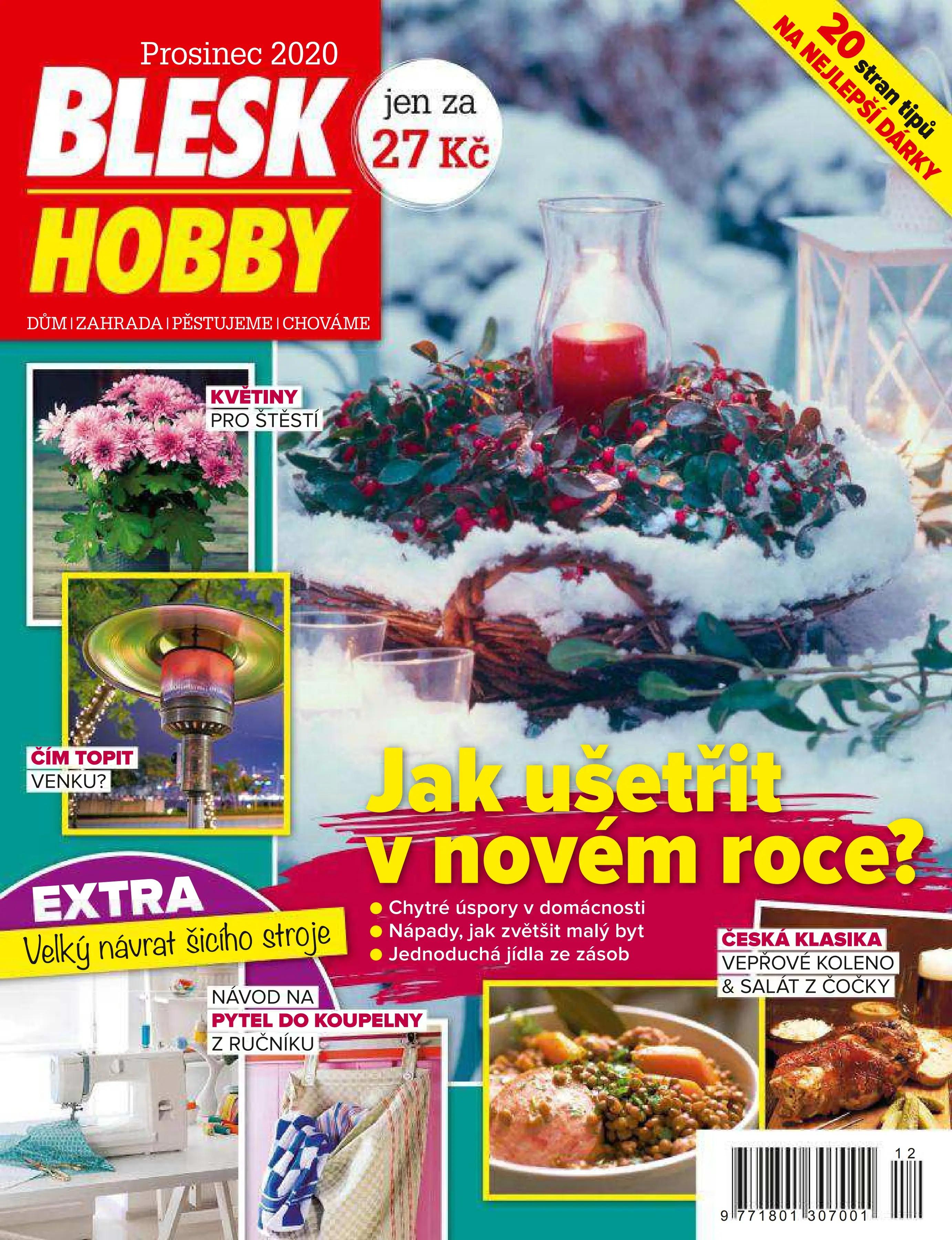 Blesk Hobby - 12/2020
